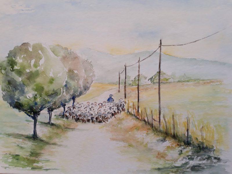 moutons HUGUETTE