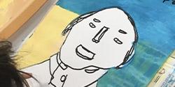 Vignette-Arts plastiques pour porteurs de trisomie